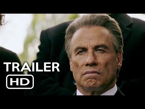 Gotti Official Trailer #1 (2017) John Travolta, Kelly Preston Crime Biography Movie HD
