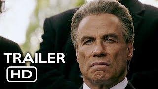 Video Gotti Official Trailer #1 (2017) John Travolta, Kelly Preston Crime Biography Movie HD MP3, 3GP, MP4, WEBM, AVI, FLV Oktober 2017
