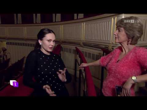 "Aida Garifullina ""AIDA"" (official Interview Staatsoper Wien)"