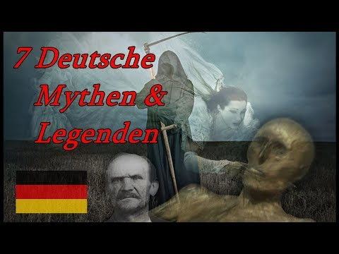 7 gruselige Mythen & Legenden aus Deutschland!