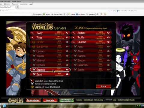 Como ganhar ac gratis no aqw  ( atualizado 2013 HD ) !!!!