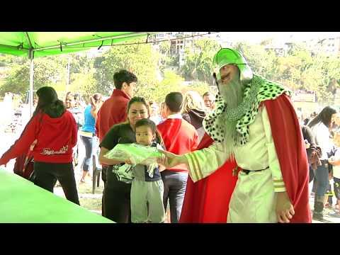 Reyes Magos visitaron La Limonada