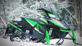 8. TEST RIDE: 2013 ARCTIC CAT F-1100 LXR