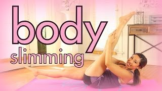 Body Slimming Workout | POP Pilates