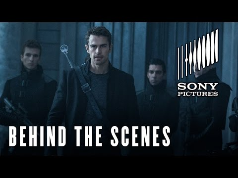 Underworld: Blood Wars (Featurette 'David the Hybrid')