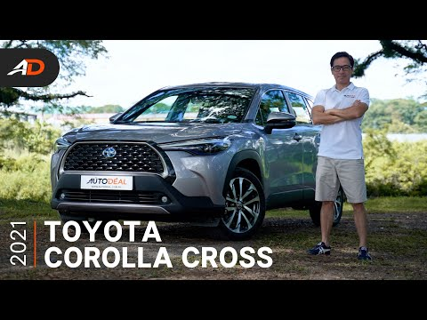 2021 Toyota Corolla Cross Review - Behind the Wheel