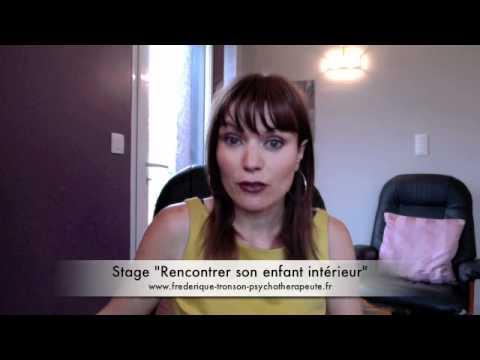 «RENCONTRER SON ENFANT INTERIEUR» stage