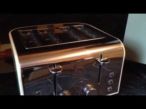 Swan Retro Toaster Review