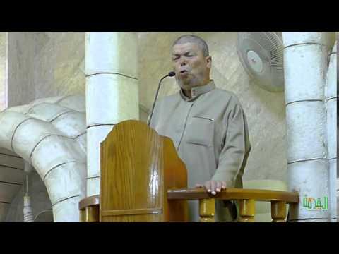 خطبة الجمعة لفضيلة الشيخ عبد الله 5/9/2014