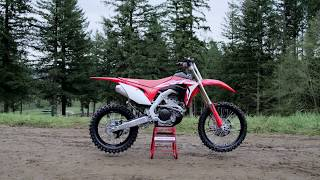 1. All-New 2019 CRF250RX - Enduro Conquistador