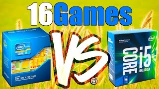 Sandy Bridge vs Kaby Lakei5-2500k @ 4.7GHzi5-7600k @ 4.7GHzGTX 1070 @ ~ 1949/2300MHz (Core/Memory)1. 0:43 Grand Theft Auto V2. 1:36 The Witcher 3: Wild Hunt3. 2:43 Fallout 44. 3:42 Battlefield 15. 4:35 Rise of the Tomb Raider6. 5:30 Mafia III7. 6:33 World of Tanks8. 7:30 ARMA 39. 8:24 Project CARS10. 9:26 Watch Dogs 211. 10:35 War Thunder12. 11:29 Total War: Attila13. 12:33 S.T.A.L.K.E.R.: Shadow of Chernobyl14. 13:24 Far Cry Primal15. 14:18 Metro 2033 Redux16. 15:18 Crysis 3Recorded with ShadowPlay 60FPS, 50Mbps, 1080p, using H.264Render with Sony Vegas Pro 13.0 (64 bit)OS Windows 10 Home (64 bit)Drivers version 378.66 WHQL1. PC specs:CPU: Intel Core i5-7600k Quad Core @ 4.7GHzCooler: Be Quiet! Pure Rock 120mmMemory: Kingston HyperX Fury DDR4-2133Mhz CL14 2x4GBMotherboard: Gigabyte GA-Z170M-D3H Rev 1.0GPU: MSI GTX 1070 Gaming 8GSSD: Samsung 850 EVO 500GBHard Drive: Seagate SSHD ST1000DX001 1TB 7200rpmPower Supply: Be Quiet! STRAIGHT POWER 10  600W CM2. PC Specs:CPU: Intel Core i5-2500k Quad Core @ 4.7GHzCooler: Corsair H100 240mmMemory: Kingston HyperX Savage DDR3-2133MHz CL11 2x4GBMotherboard: Asus P8Z77-M PROGPU: MSI GTX 1070 Gaming 8GSSD: Crucial MX100 256GBHard Drive: WD Caviar Blue 1TB 7200rpm Power Supply: Fractal Design Integra M 650WПартнёрка YouTube, с которой я сотрудничаю: http://join.air.io/vortezgames