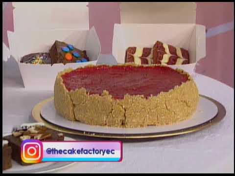 THE CAKE FACTORY: Emprendimiento de tortas artesanales