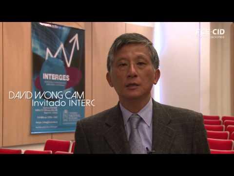 Visita David Wong a la FCE-UN