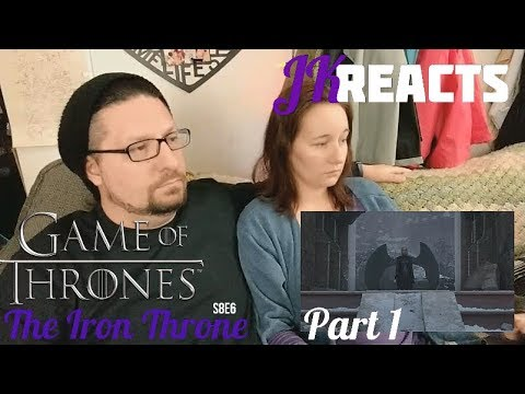 Game of Thrones REACTION SERIES FINALE: The Iron Throne Part 1