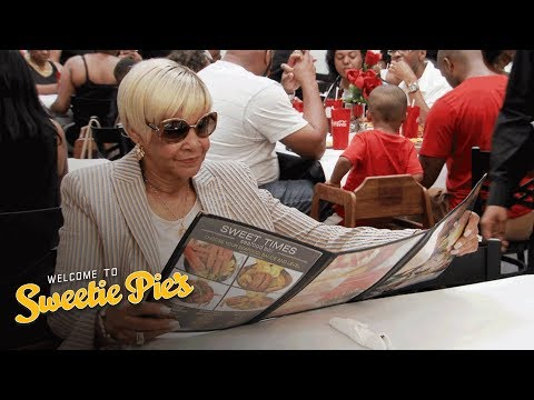 Miss Robbie Pays a Surprise Visit to Tim's New Restaurant | Welcome to Sweetie Pie's | OWN