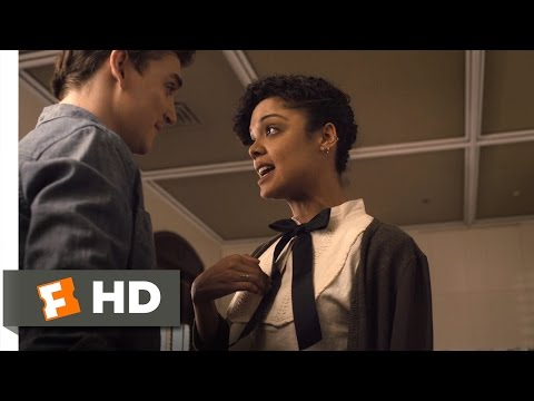 Dear White People (2/10) Movie CLIP - Dining Hall Dispute (2014) HD