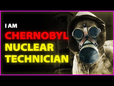 I Am Responsible For the Chernobyl Nuclear Disaster