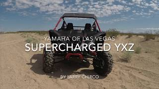 9. Supercharged 2017 Yamaha YXZ SSSE Test Drive