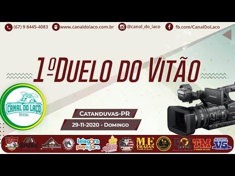 1º Duelo do Vitão -  Catanduvas-PR