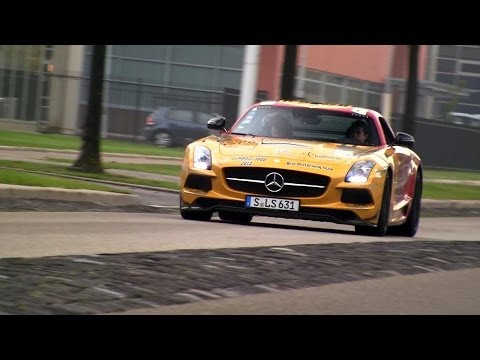 accelerating - Today I have recorded some lovely supercars again! In this video you see cars like the Mercedes-Benz SLS AMG Black Series, Ferrari F12Berlinetta/FF/430 16M S...