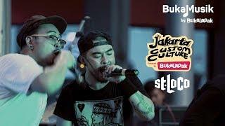 Video Saint Loco Live at Jakarta Custom Culture | BukaMusik MP3, 3GP, MP4, WEBM, AVI, FLV Januari 2019