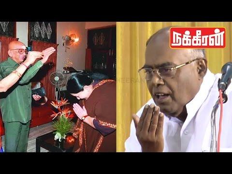 Will-Cho-Ramaswamy-Worship-Jayalalitha-Pala-Karuppiah-blast-speech-on-TN-Ministers