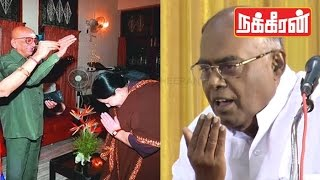 Video Will Cho Ramaswamy Worship Jayalalitha? | Pala Karuppiah blast speech on TN Ministers MP3, 3GP, MP4, WEBM, AVI, FLV Februari 2019