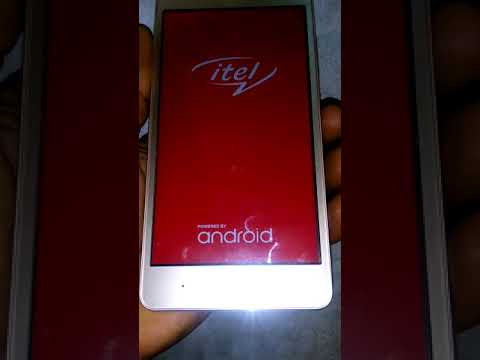 HARD RESET FOR ITEL P51 WITH CHINESE WORDS
