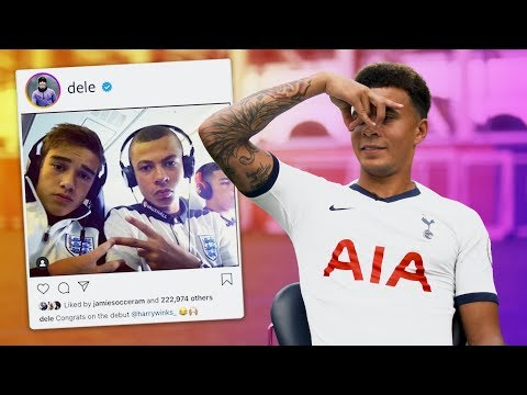 Dele Alli reacts to his old Instagram posts! | Insta Stories 📱