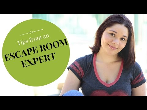 How do you win? Escape Room tips from an expert