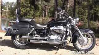 4. Used 2006 Honda Shadow Aero V750C Motorcycles for sale