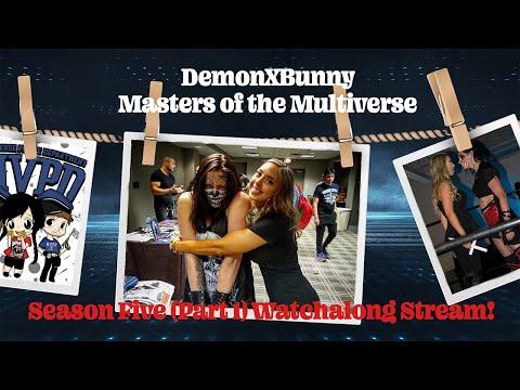 MOTM Season Five Commentary Stream (Part 1)
