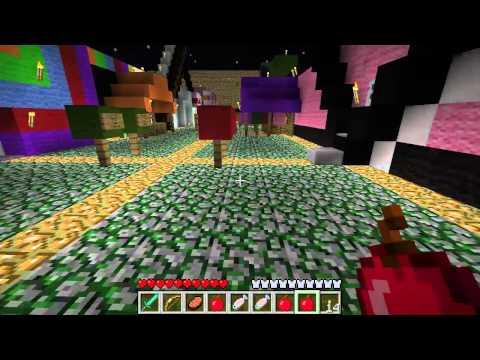 Minecraft Adventure Map - Carnival of Doom - Part 3