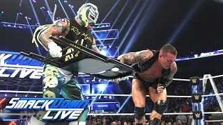 Nonton Rey Mysterio Attacks Randy Orton With A Chair  Smackdown Live  Dec  11  2018 Film Subtitle Indonesia Streaming Movie Download