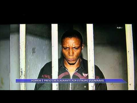 JATAÍ | Homem é preso em flagrante por estrupo vulnerável