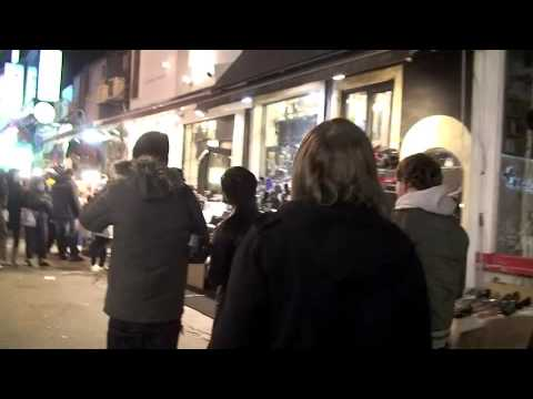 The Amity Affliction - Tour Diary UK Nov 09 - Part 1