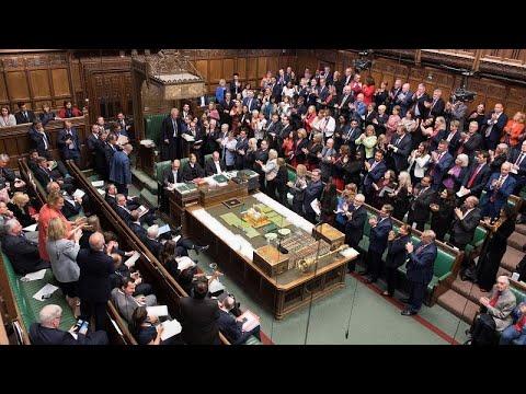Großbritannien: Brexit-Schreckensszenario »Yellowhamm ...
