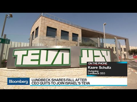 Future Teva CEO Seeks To 'Formulate Clear Strategy'