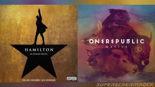 "Video ""Satisfied Stars"" - Hamilton Mashup ft. One Republic MP3, 3GP, MP4, WEBM, AVI, FLV April 2018"