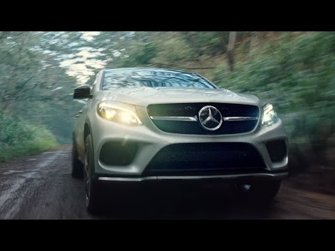 Jurassic World (Commercial Clip 'Mercedes Benz GLE Coupe')