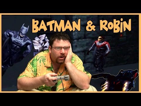 batman et robin playstation test