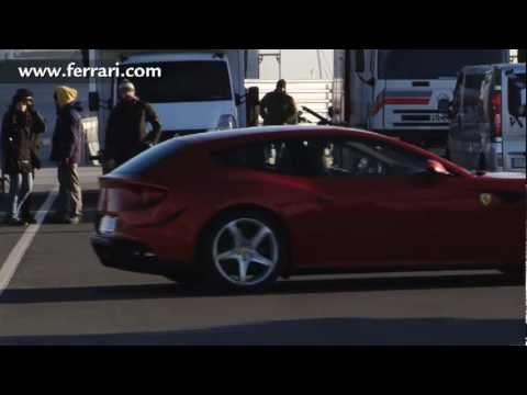 Carjam: Making Of Ferrari FF Promo Video Ufficiale 2011
