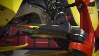 3. Ski Doo Suspension Setup