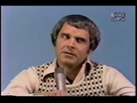 Hollywood Squares- Fall 1976 (Sydney vs. Carl)