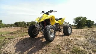5. Suzuki Quadsport Z400 2004 for sale Call 0848244466 Korat Thailand