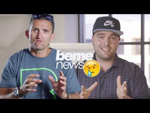 Beme NEWS! Why That's Bad For YouTube