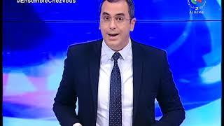 Journal d'Information 19H: 29-03-2020 Canal Algérie