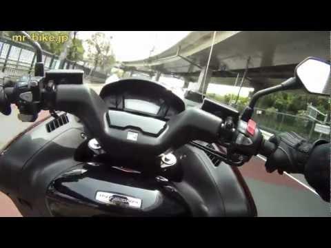 Honda INTEGRA Road Test WEB Mr. Bike