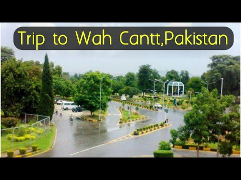 Trip, to Wah Cantt, Travel, to Wah Educational City.