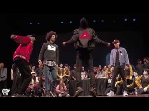 LES TWINS,  KING CHARLES and PRINCE JRON, Exhibition Battle |  City Dance Onstage 2017 (видео)